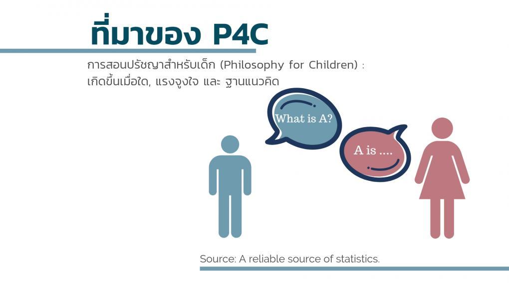 ที่มาของ P4C
